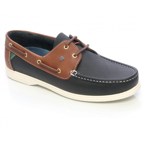 Dubarry Bootschoenen Admirals Navy-Brown