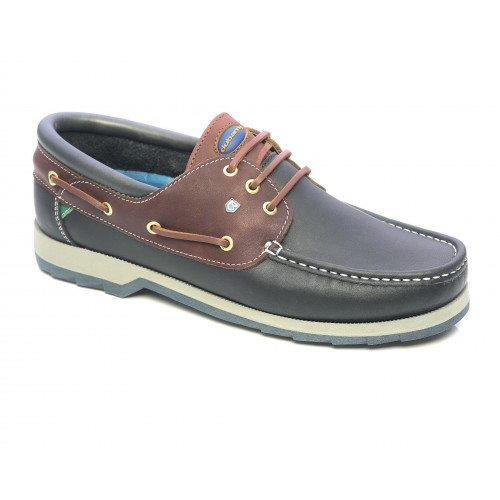 Dubarry Bootschoenen Commander Navy Brown