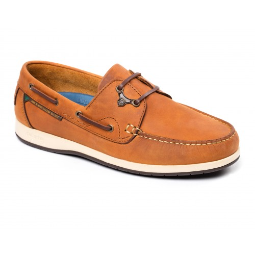 Dubarry Bootschoenen Heren Sailmaker Extralight Whiskey