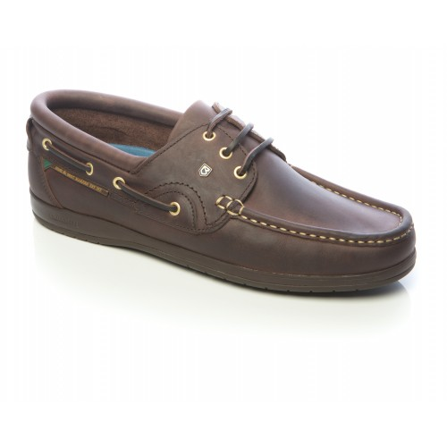 Dubarry bootschoenen Commodore Extralight Old Rum