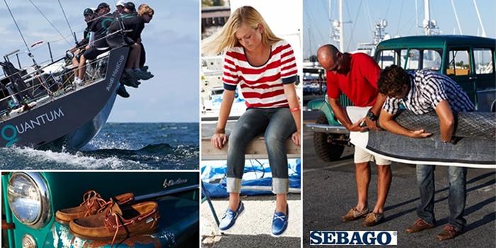 Sebago bootschoenen