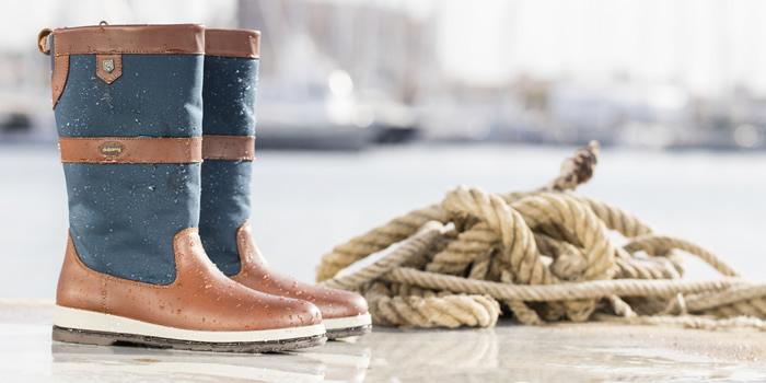 bootschoenen dames zeillaarzen