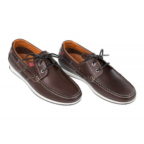 Sommerset Bootschoenen Heren Norton Brown 2