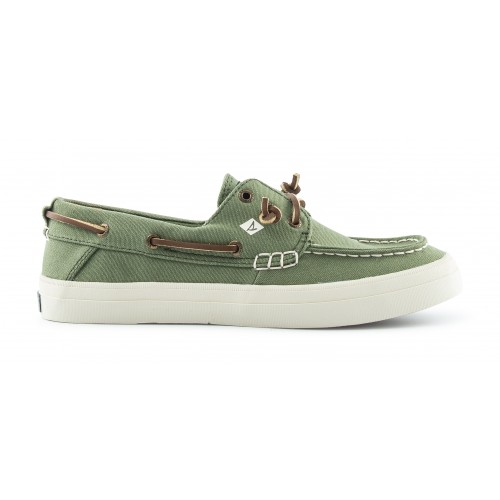 Sperry Bootschoenen Dames Crest Resort Denim Olive