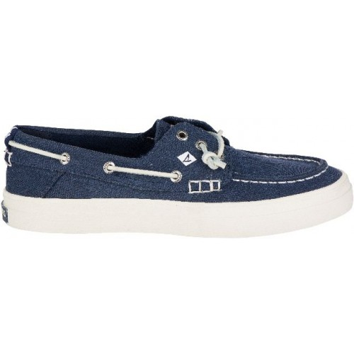 Sperry Dames Bootschoenen Crest Resort Washed Can. Navy