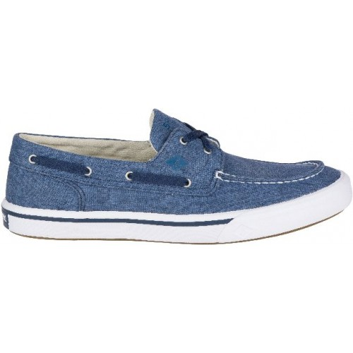 Sperry Heren Bootschoenen Bahama II Boat Washed Navy