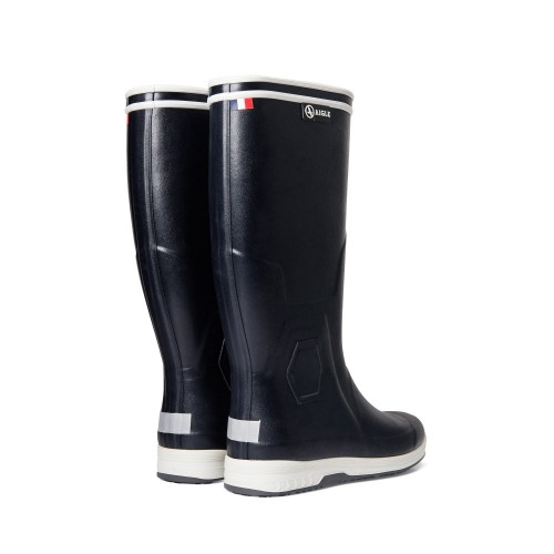 Aigle Zeillaarzen Unisex Brea Navy 3