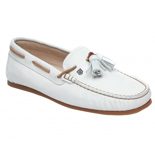 Dubarry Bootschoenen Jamaica Sail White