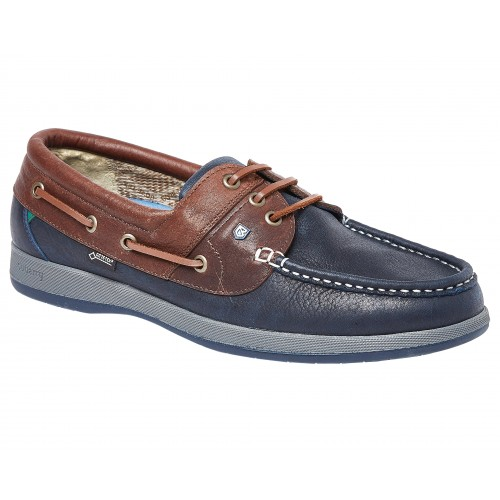 Dubarry Bootschoenen Mariner Navy-Brown