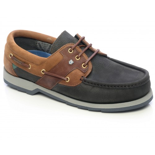 Dubarry Heren Bootschoenen Clipper Navy-Brown