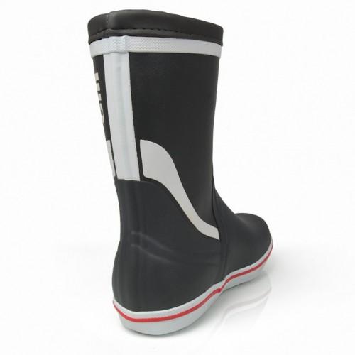 Gill Zeillaarzen Short Cruising Boot Unisex Carbon 1