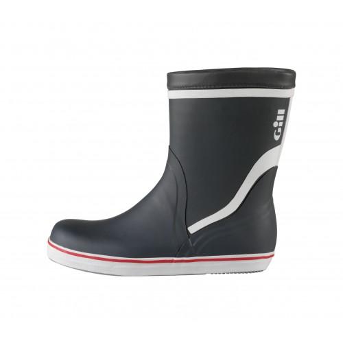 Gill Zeillaarzen Short Cruising Boot Unisex Carbon