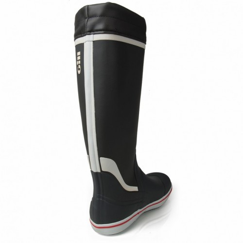 Gill Zeillaarzen Tall Yachting Boot Unisex Carbon (2)