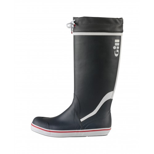 Gill Zeillaarzen Tall Yachting Boot Unisex Carbon