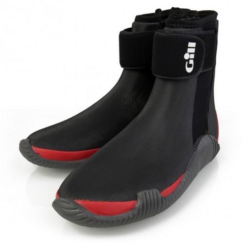 Gill Zeilschoenen Aero Boots Unisex Zwart 1