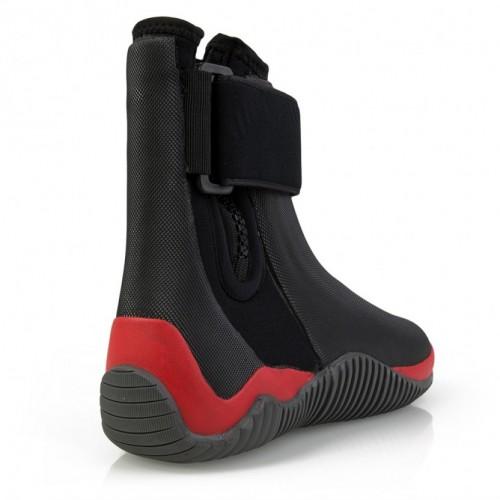 Gill Zeilschoenen Aero Boots Unisex Zwart 2