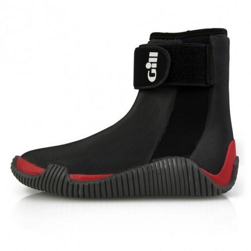 Gill Zeilschoenen Aero Boots Unisex Zwart