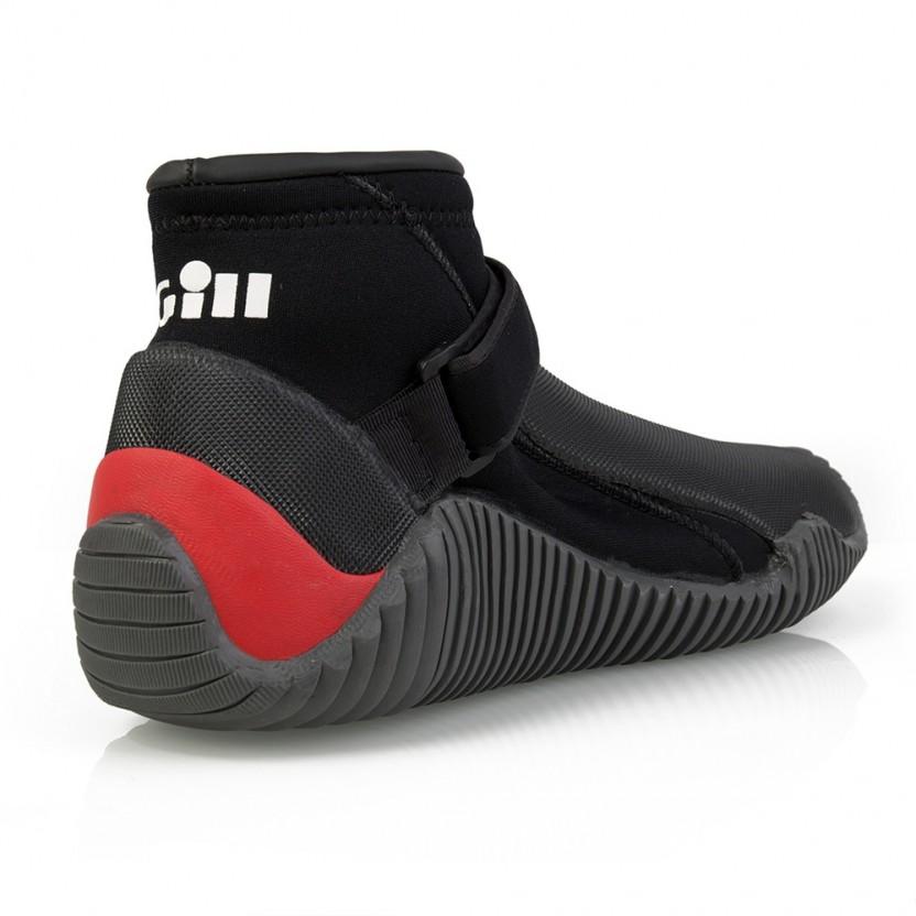 Gill Zeilschoenen Aquatech Shoe Unisex Black 1