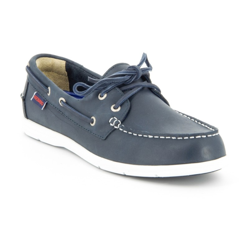 Sebago Bootschoenen Heren Litesides Two Eye Navy 5