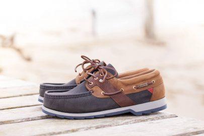 Dubarry Clipper Bootschoenen Heren navy Brown