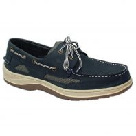 Blueport Heren Bootschoenen Offshore Navy