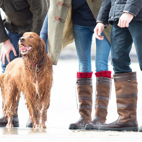 Bootschoenenspecialist Dubarry Galway outdoor laarzen