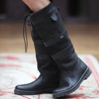 Dubarry galway black bootschoenenspecialist 4
