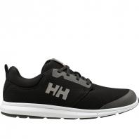 Helly Hansen Feathering Heren Bootschoenen Zwart Bootschoenenspecialist