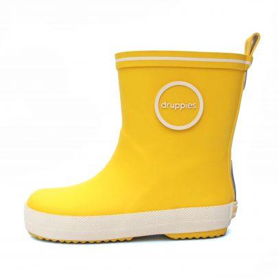 Druppies laarzen Fashion hardgeel Bootschoenenspecialist