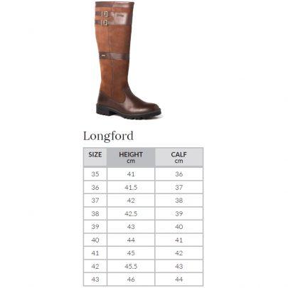 Dubarry Longford Walnut bootschoenenspecialist 8