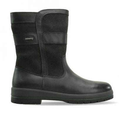 Dubarry Roscommon Outdoorlaarzen Zwart Bootschoenenspecialist