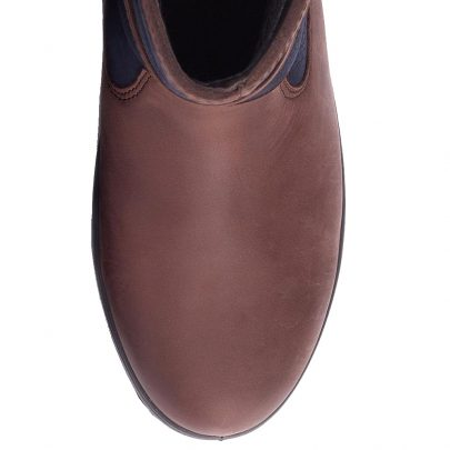 Dubarry roscommon navy brown bootschoenenspecialist