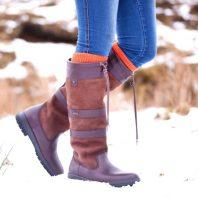 Dubarry Alpaca sokken Terracotta bootschoenenspecialist