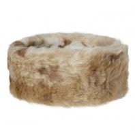 Dubarry hoofdband Bont Chincilla